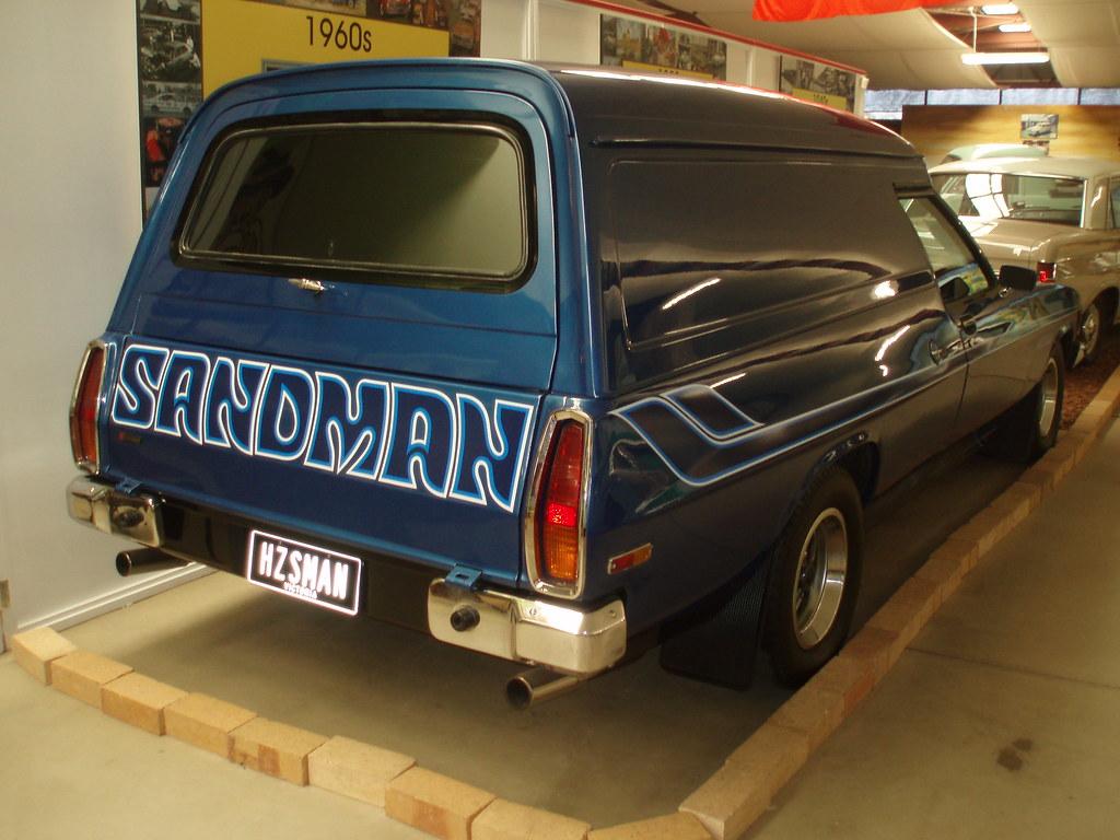 49573517e5 Holden HZ Sandman panel van (sv1ambo) Tags  gm general australian australia  victoria motors