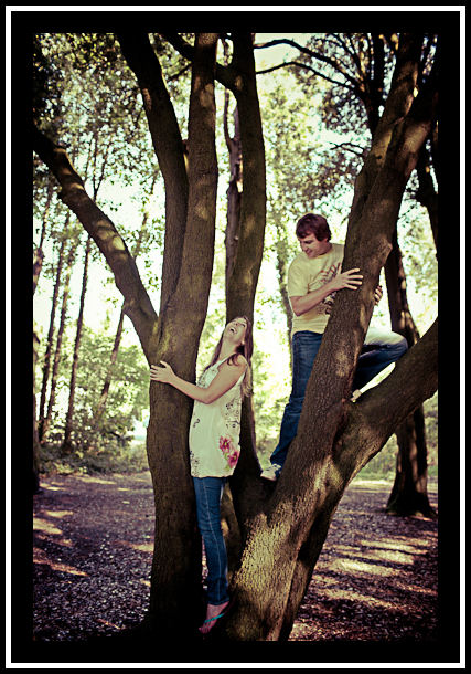 engagement photography at highcliffe castle, christchurch