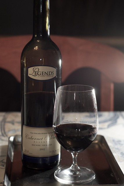 2002 Legends Cabernet/Merlot