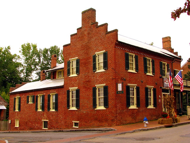Blair-Moore House - Jonesborough, TN