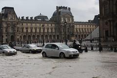 Paris - chuva