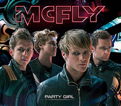 Party Girl cover 1 (McFLY Official Spain) Tags: mcfly partygirl abovethenoise singlecover