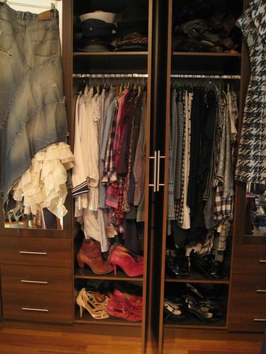 organized closet 2