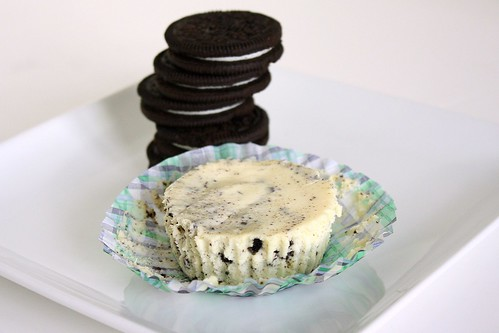 Cookies & Cream Cheesecakes