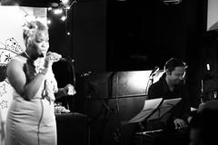 Jazz With Roma Thomas (Rowan Arts UK) Tags: haf thehideawaybar hollowayartsfestival rowanarts romathomas creditdjmw