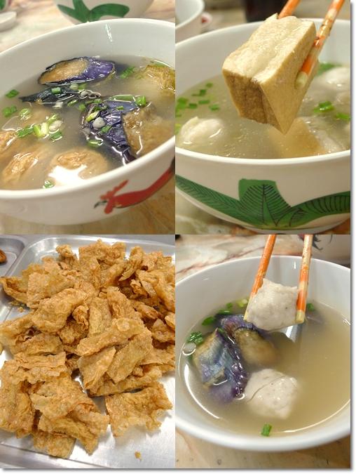 Various Yong Tau Foo