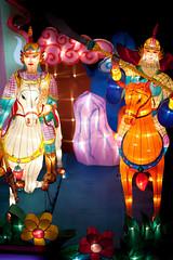 (GenkiGenki) Tags: light night zeiss canon eos 50mm singapore colorful lantern ze 2010 clarkequay carlzeiss 1450 romanceofthethreekingdoms planart planart1450 5dmarkii 5d2 5dmark2