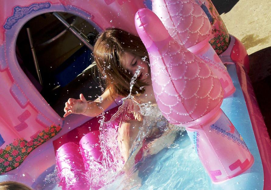 Leah Splash
