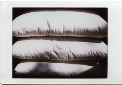 the princess and the pea (beatrice_b) Tags: venice hotel pillows fujifilm venezia lido excelsior mostradelcinema instax venicefilmfestival 55i