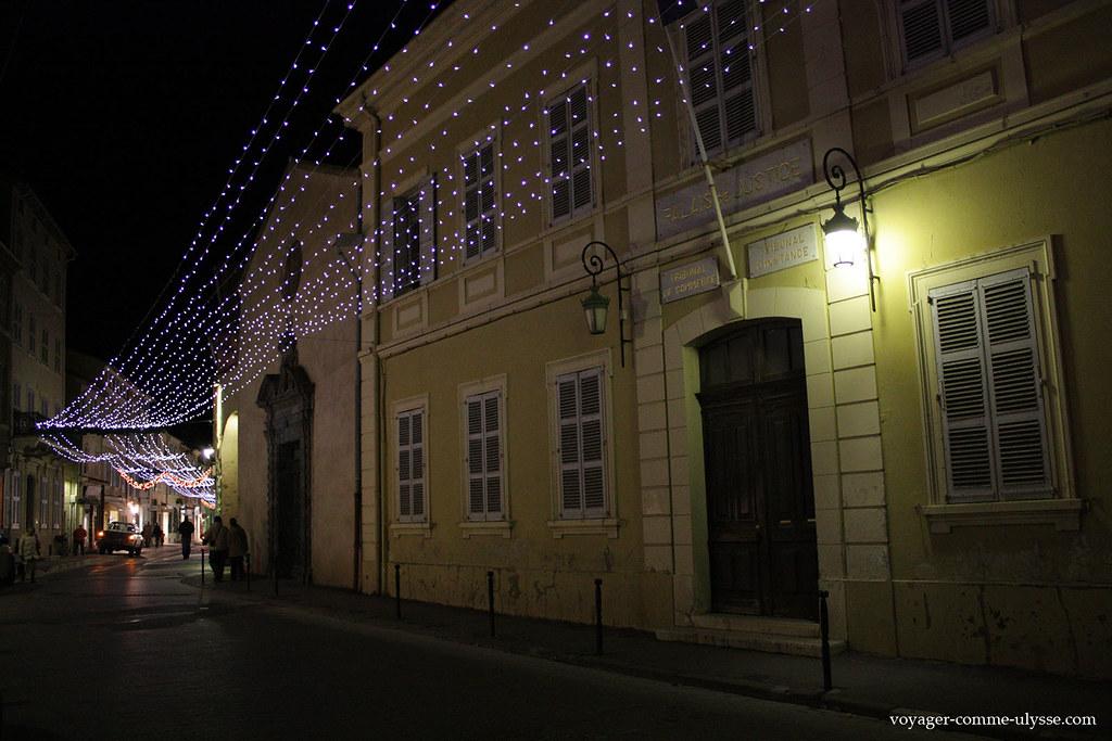 Palais de Justice de Saint Tropez
