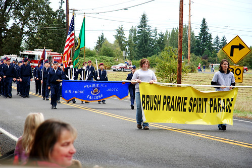 brush prairie parade