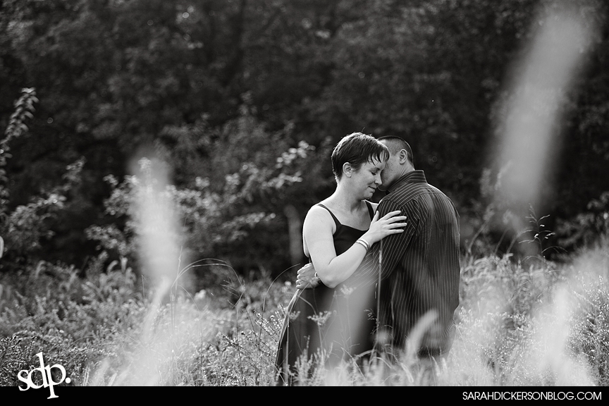 Watkins Mill State Park engagement session