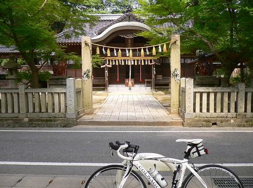 林野神社 #1
