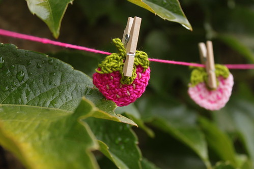 Guirnalda Celia fresas