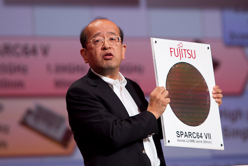 Noriyuki Toyoki, Fujitsu