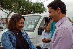 Ricardo realiza caravana 156 na Serra  (3) (Ricardo Ferrao) Tags: propaganda na ricardo serra politica 156 caravana senador realiza