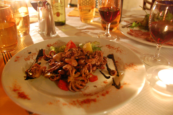 Corcica food in Nice