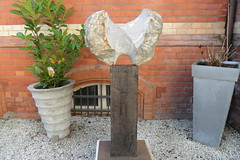 Bildhauer Matthias Wendt (ThomasKohler) Tags: sculpture art germany deutschland kunst skulptur rostock mecklenburg hansestadt hro
