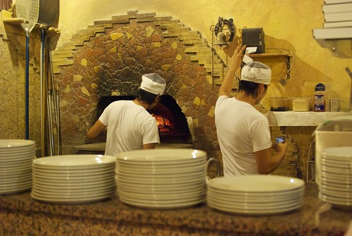 Pizzeria Dar Poeta - Rome, Italy
