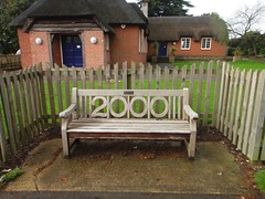 Millennium bench Photo