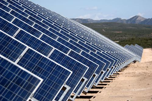 Placas fotovoltaicas en Murcia