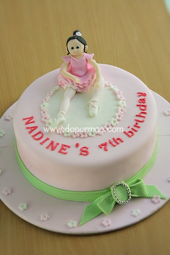 Nadine's Birthday Cake