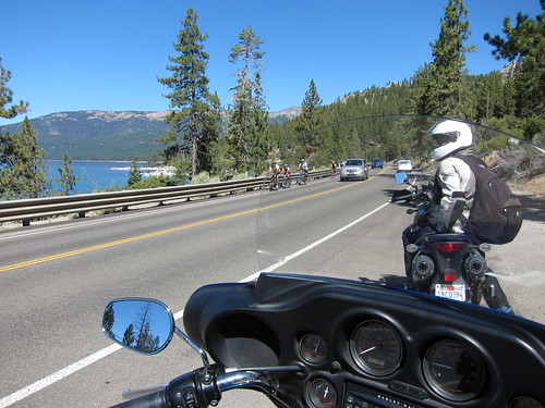 Rive Est de Lake Tahoe