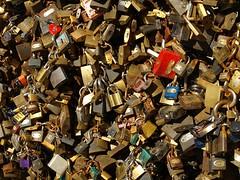Together (NilsCo) Tags: love sign hungary padlock pcs padlocks
