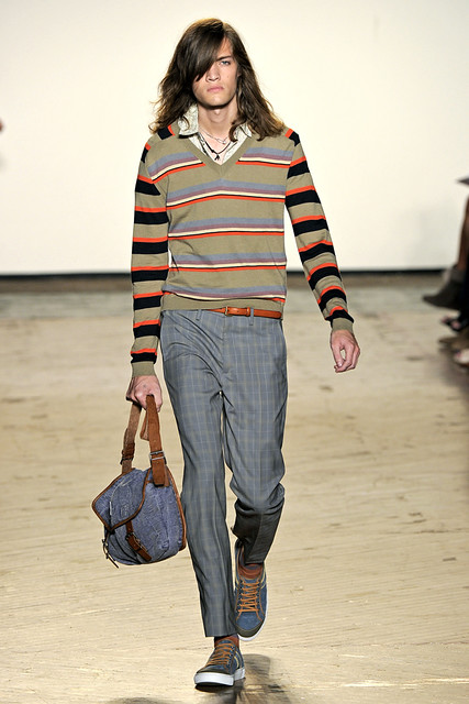 Marcel Castenmiller3192_SS11_NY_Marc by Marc Jacobs(GQcom)