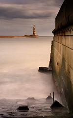 (*K*aren) Tags: uk lighthouse coast roker sonya100 karran coastuk