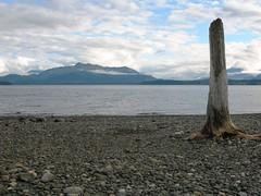 Näkymä Cormorant Islandille (Riikka's photos) Tags: canada bc vancouverisland kanada sointula malcolmisland malkosaari