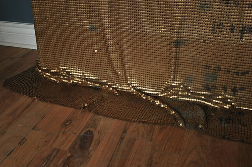 Agent Gallery Chicago Brass Curtain