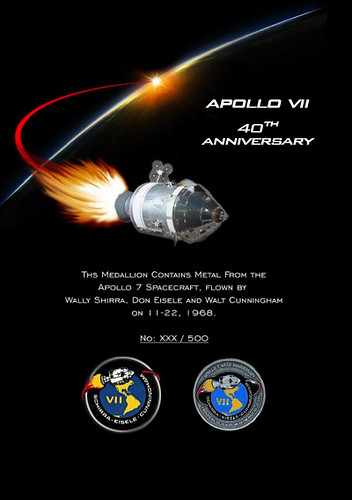 Apollo 7 40th