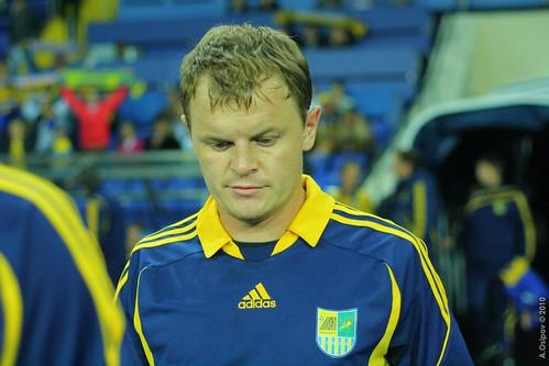 I22/09/2010, 1/16 Кубка Украины, Металлист - Арсенал (Киев) - 1:2 Андрей Березовчук ©  Aleksandr Osipov