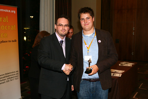 Best new Lib Dem Blog 2010: Nick Thornsby