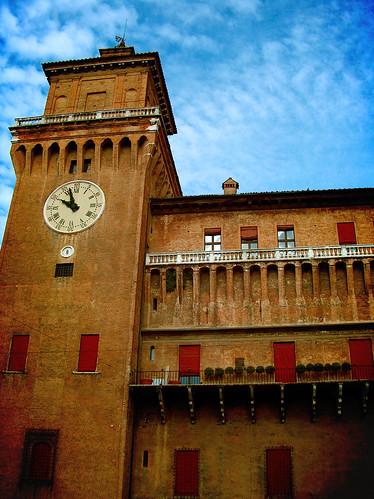 Palazzo Schifanoia a Ferrara Italia
