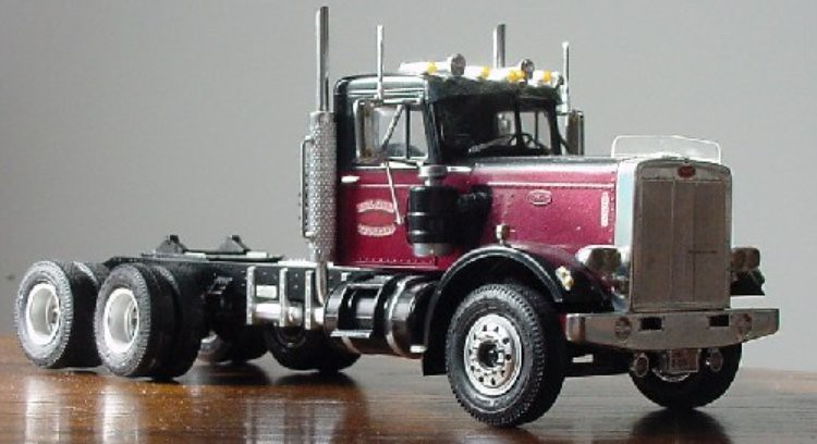 The World's Best Photos of peterbilt and plasticmodels - Flickr Hive