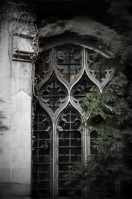 Cloister's window