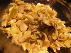Chopped Artichoke