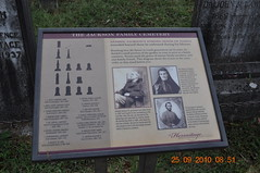 The Jackson Family Cemetery (King Kong 911) Tags: workers andrew jackson civilwar hermitage grounds servants