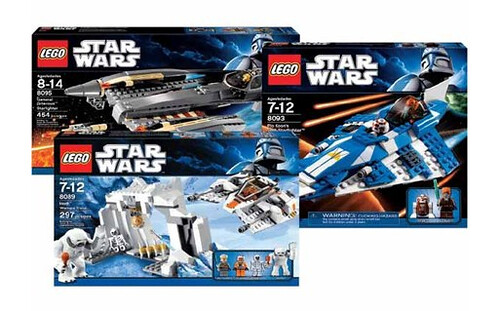 star wars lego sets 2012. love on LEGO Star Wars.