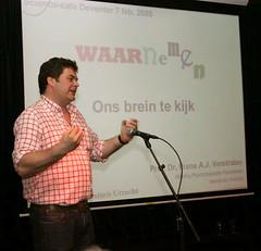 Science Cafe Deventer: De kunst van het waarnemen