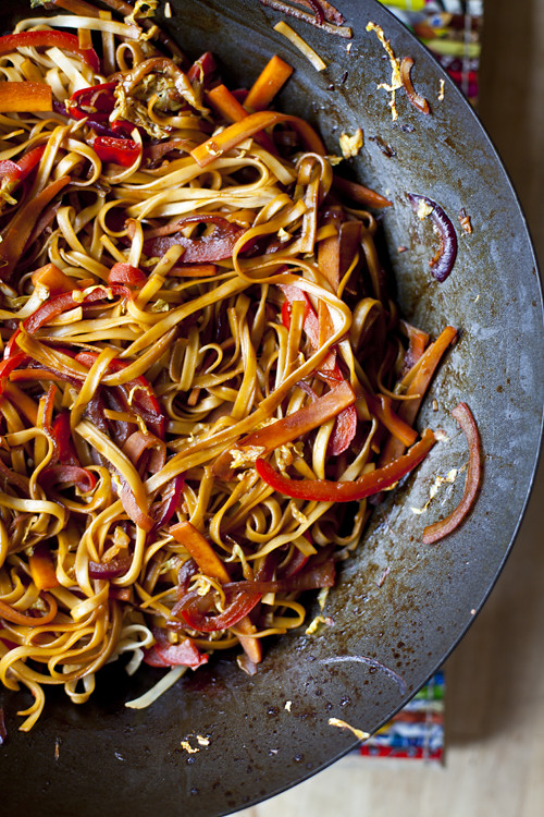 :: Zingy Quick and Tasty Stir-Fry