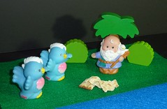 Scene 2: Birds Feed Elijah (judy_jowers) Tags: school cute birds toys 1 sunday story kings figurines kawaii learning bible preschool judy lesson prek montessori visual stories fed elijah ravens active zakka learners jowers godlyplay judyjowers