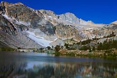 Greenstone Lake, Yosemite, California (nejmantowicz) Tags: california mountains landscape yosemite sierranevada inyo greenstonelake nejmantowicz flickrclassique