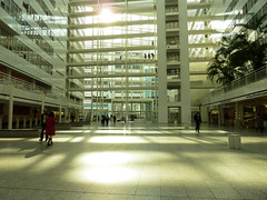 Sunshine in the icepalace (Channed) Tags: white holland cityhall nederland thenetherlands denhaag townhall thehague stadhuis ijspaleis chantalnederstigt