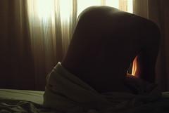 Hope There's Someone (josemanuelerre) Tags: light man luz window naked ventana hope back bed alone break arms head curtain down solo cabeza espalda late someone sheet lonely breakdown soledad cama cortinas hombre esperanza tarde poco abajo desnudo alguien slightly brazos esperar romper sbanas bajn