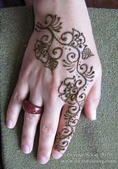 Henna at MuslimFest 2010
