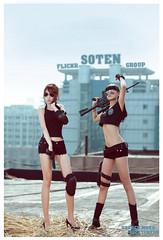 fire girls (Oc†obεr•10) Tags: girls hot cute alex beauty fire flickr no ten source moko groups soten