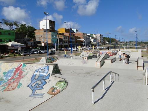 Skate Park Imbuí 3de4
